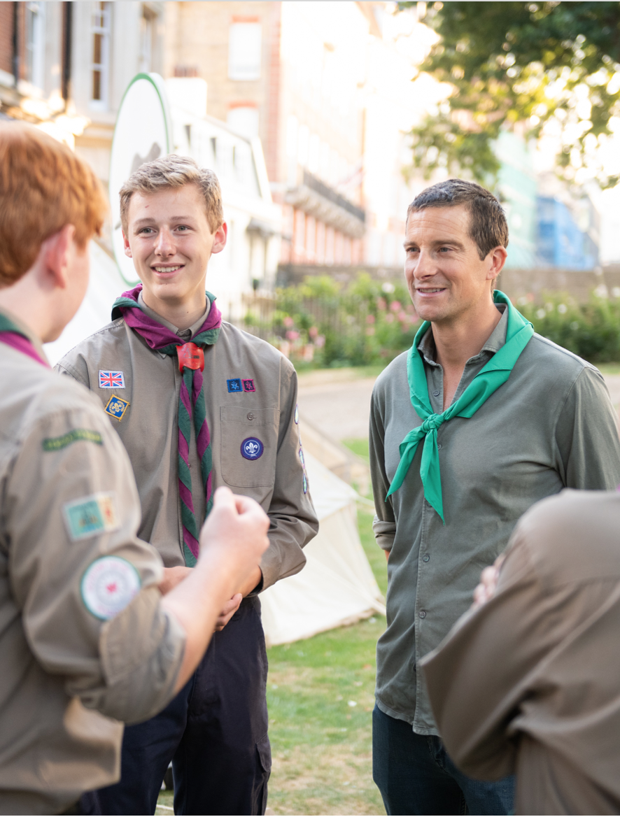 Explorers (14 to 18)   St Nicolas 9th Guildford Scout Group
